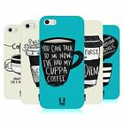 HEAD CASE COFFEE FIX SILICONE GEL CASE FOR APPLE iPHONE 5