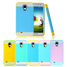 Hybrid Impact Hard Case Cover Skin for Samsung Galaxy S4 mini i9190 Trendy