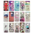 2015 A variety of patterns Hard Case Cover Skin For Samsung Galaxy S6 Edge Trend