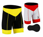 Deckra Cycling Short Cycle Quality Bike Padded Compression Shorts