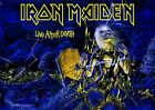 Iron Maiden 10 Heavy  Rock Band  Poster Print  A4 A3