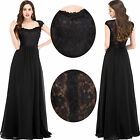 2016 Masquerade Long Prom Bridesmaid Party Formal Evening Retro Dress PLUS SIZE