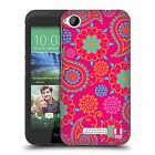 HEAD CASE DESIGNS PSYCHEDELIC PAISLEY HARD BACK CASE FOR HTC DESIRE 320