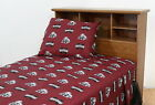 Mississippi State Bulldogs Sheet Set Twin to King Size