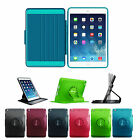 360 Rotating Dual Layer Armor Hybrid Cover Case Stand for Apple iPad mini 1/2/3
