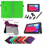 For LG G Pad 10.1-Inch Tablet Folio Stand Case Wake/Sleep Cover Accessory Bundle