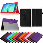 Folio Stand Case Cover Smart Wake for Samsung Galaxy Tab A 8-Inch Tablet SM-T350