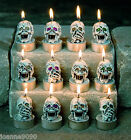 SEE NO HEAR NO SPEAK NO EVIL TEALIGHT CANDLE SET FANCY DRESS HALLOWEEN ACCESSORY