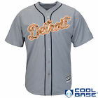 Majestic Detroit Tigers Gray/Camo Team Jersey
