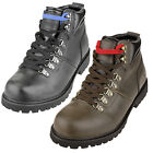 London Fog Men's Randy Lace Up Hiking Winter Snow Boots, 2 Colors