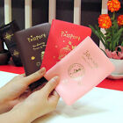 Travel Utility Simple Passport ID Card Cover Holder Case Protector Skin PVC  hot
