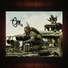 Tom Hardy Mad Max Fury Road PP Signed Autograph Framed Photo/Canvas Print