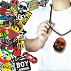 Hip Hop Chains Black Beads Famous Fashion Mens Womans Necklace Chain Style Bling on eBay