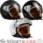 Lazer Jazz Z-Line Open Face Motorcycle Helmet Urban Scooter Jet Old School Lid