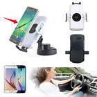 Qi Wireless Car Stand Charger Transmitter for Samsung Galaxy S6/S6 Edge Portable