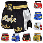 RDX Muay Thai Fight Shorts MMA Grappling Kick Boxing Trunks Martial Arts UFC ML