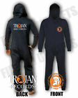 Trojan Records, One Piece, Jumpsuit, Pyjamas, Loungers, Nightwear, All in One