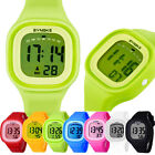 Fashion Kids Watch LED Light Digital Watch Silicone Sport Watch Life Waterproof