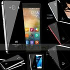 Aluminum Metal Frame Bumper+Tempered Glass Case Cover For XiaoMi 1234 /Huawei 4X