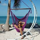 CARIBBEAN LARGE HAMMOCK CHAIR with MANY HARDWARE TYPES
