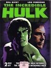 The Incredible Hulk TV SERIES  DVD 2 DISC SET