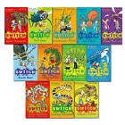 Ali Sparkes Switch Collection Oxford Set Pack 12 Books