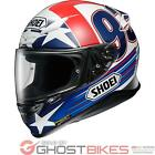 Shoei NXR Marquez Indy Motorcycle Helmet Full Face Track Approved Motorbike Lid
