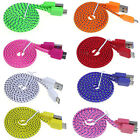 Colorful USB Sync Data Charger Cable For Samsung Galaxy S5 Cable Free Shipping