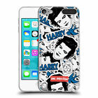OFFICIAL 1D FACE PATTERNS SOFT GEL CASE FOR APPLE iPOD TOUCH 5G 5TH GEN