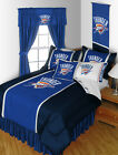 Oklahoma City Thunder Comforter Sham & Sheet Set Twin Full Queen King Size