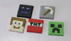 minecraft creeper party supplies - Edible Cupcake Toppers and Cake Decorations (MADE TO ORDER ANY THEME YOU WANT)