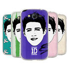 OFFICIAL 1D GRAPHIC FACES NIALL SOFT GEL CASE FOR SAMSUNG GALAXY GRAND NEO I9060