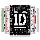 OFFICIAL 1D BAR FORM LOGO DESIGNS SOFT GEL CASE FOR BLACKBERRY PASSPORT