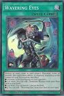 YU-GI-OH CARD: WAVERING EYES -SUPER RARE CROS-ENAE3 LIMITED ED CLASH OF REBELION
