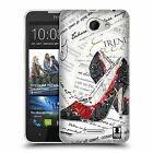 HEAD CASE DESIGNS FASHION COLLAGE HARD BACK CASE FOR HTC DESIRE 516 DUAL