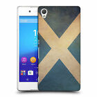 HEAD CASE DESIGNS VINTAGE FLAGS SET 2 HARD BACK CASE FOR SONY XPERIA Z3 PLUS