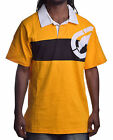 Ecko Unltd. Men's Blocked Pit SS Rugby Polo Shirt
