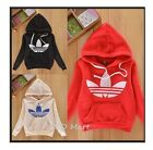 New  Boys Girls Unisex  Hooded sports Cotton Longsleeved Romper size2.3.4.5.6
