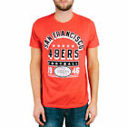 Junk Food San Francisco 49ers Scarlet Kickoff T-Shirt