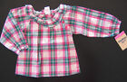 NWT: New 6 or 9 Month OshKosh Pink Green Lawn Shirt