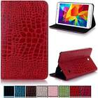 For Samsung Galaxy Tab 4 /Tab S/ Tab A Luxury PU Leather Smart Stand Case Cover