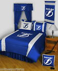 Tampa Bay Lightning Bed in a Bag Twin Full Queen King Size Comforter Set