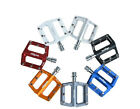 Wellgo Road MTB Folding BMX Aluminum Alloy Platform Bike Pedals KC008 232g/pr