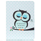 Tower Wallet Leather Flip Skin Case Cover Stand Card Holder For Apple iPad