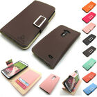 BAUMUS Diary Slim Flip Leather Wallet Case Cover For LG G2/G3/G4/G Flex 2/G Flex