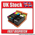 BLACK + TRI COLOUR DELL Y498D - Y499D DELL 21 INK CARTRIDGES For DELL Printers.