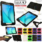 Samsung Galaxy Tab A 9.7 T550 Tough HEAVY DUTY Shock Protective Survival Case