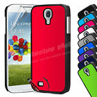 New Back Case Cover For Samsung Galaxy S4 i9500 Free Screen Protector Stylus