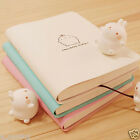2016~2017 Molang Diary Weekly Planner Agenda Notepad School Notebook Cute Rabbit