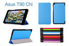 "Ultra Slim Smart PU Leather Case Cover For Asus Transformer T90 Chi 8.9"" Tablet"